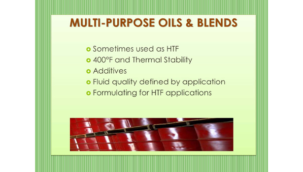 Multipurpose Oils