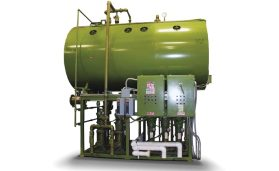 Sellers Manufacturing produces unique rapid-response firetube boilers for commercial and industrial applications.