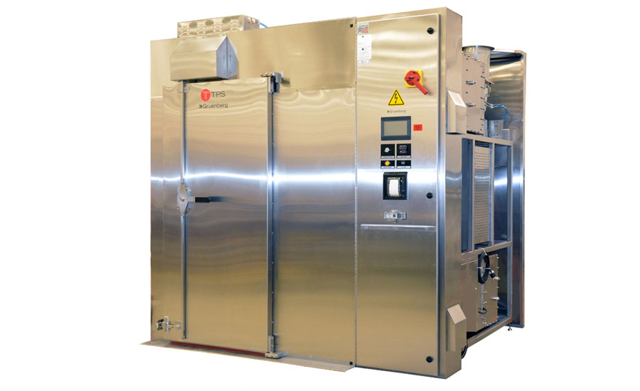 Guenberg truck-in sterilization oven tested for PPE to fight COVID-19