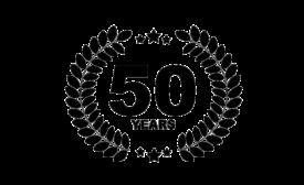 50th anniversary image by Alexey Hulsov from Pixabay