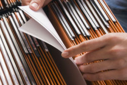 Record-keeping, paper work, maintenance records