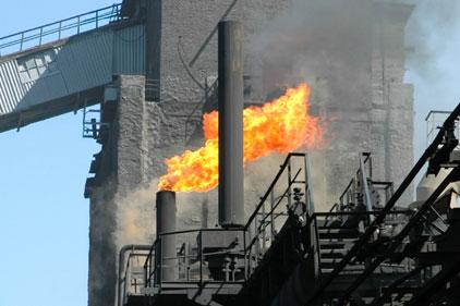 A Lot Of Hot Air 2012 08 01 Process Heating