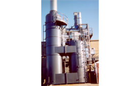 silicone coater adds thermal oxidizer to reduce industrial emissions