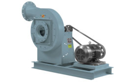 Turbo pressure blowers are suitable for handling combustion air for burners and boilers, high pressure cooling air, air pollution scrubbers, industrial incinerators, blow-off air knives, vapor extraction and material handling.