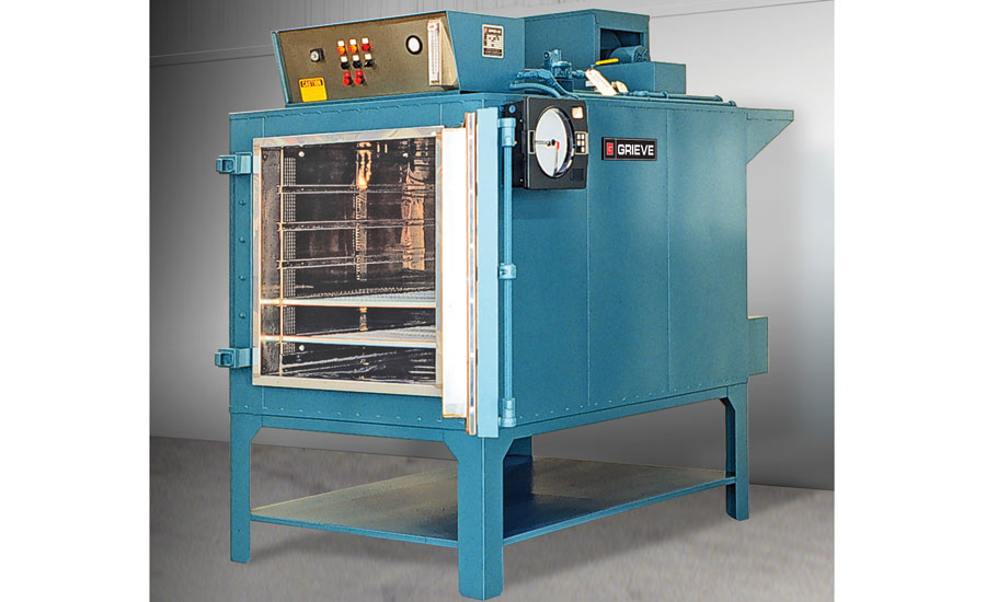 Grieve Inert-atmosphere oven for aging rubber