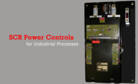 Equipment Overview Industrial power controls