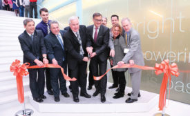 Osram opens new headquarters