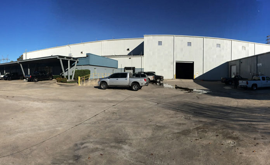 davron technologies plant expansion Chattanooga tenneseee industrial ovens
