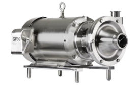 Magnetically Driven Centrifugal Pump for Hygienic Applications