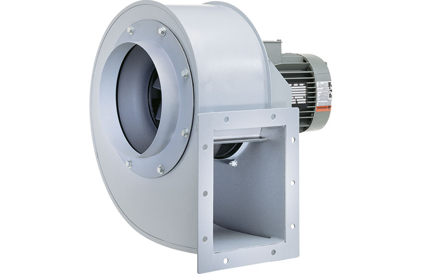 Flange Mount Blowers Provide Airflow in a Compact Package