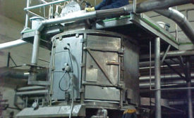 Tray Dryer Processes Extruded Catalyst Pellets