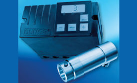 Burner Control for Industrial Processes