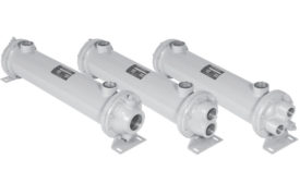 Fixed Tube Bundle, Liquid-Cooled Heat Exchangers
