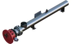 Small, Light Heat Exchanger Offers High Heat Transfer