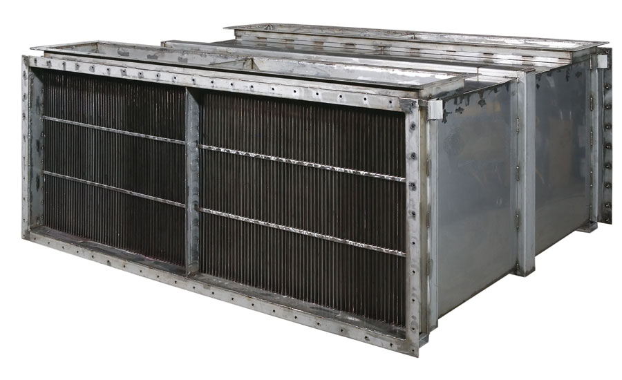 Heat and Energy Recovery with Heat Exchangers