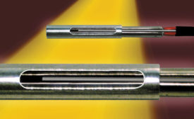 Split-Sheath Cartridge Heaters Warranted Removable From Bores