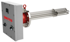 Immersion Heaters Deliver Heat Where Needed in Vessels and Tanks