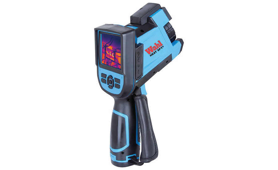 High-Sensitivity Thermal Imaging Camera