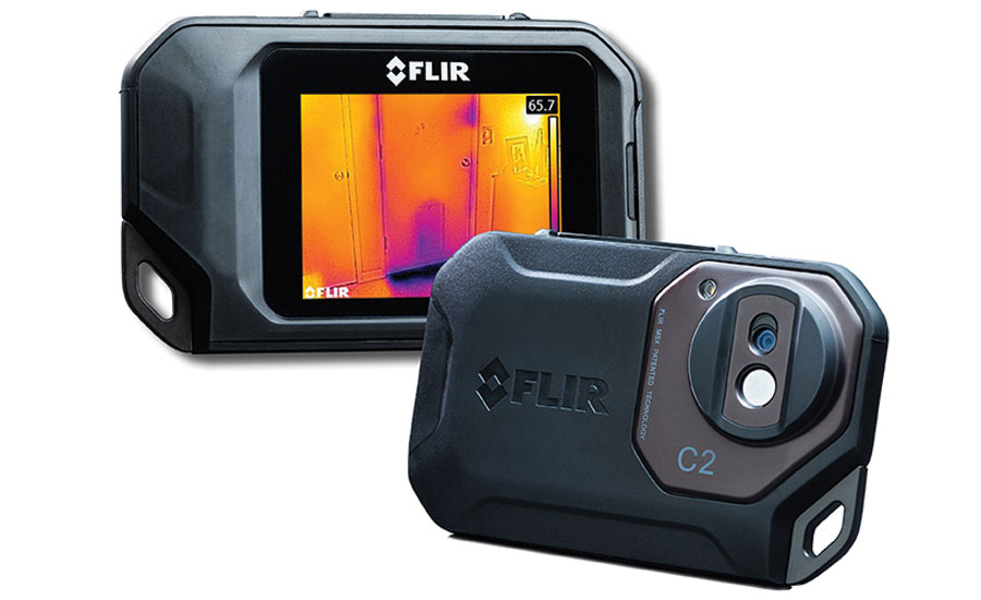 Thermal Camera Aids Facility Inspections