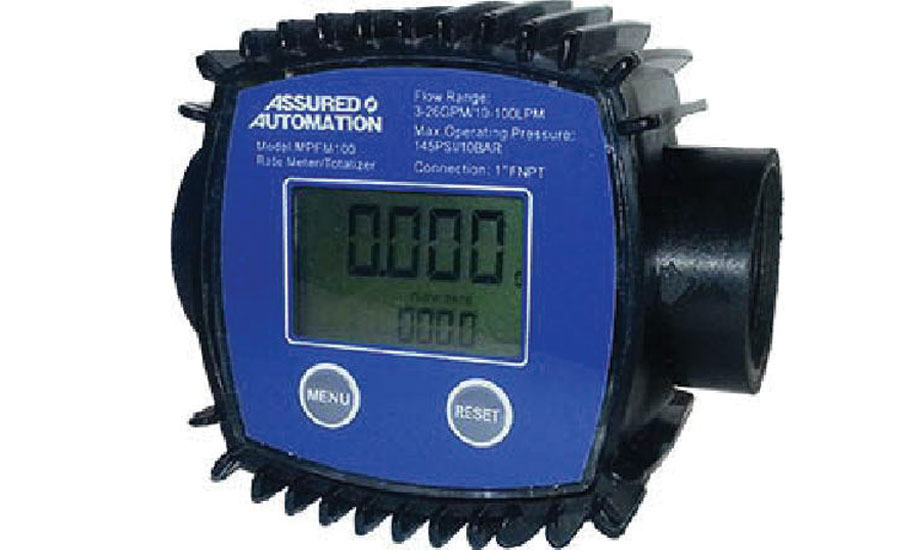 Multipurpose Flow Meter