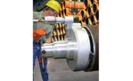 Beveling Tool for Large Pipe