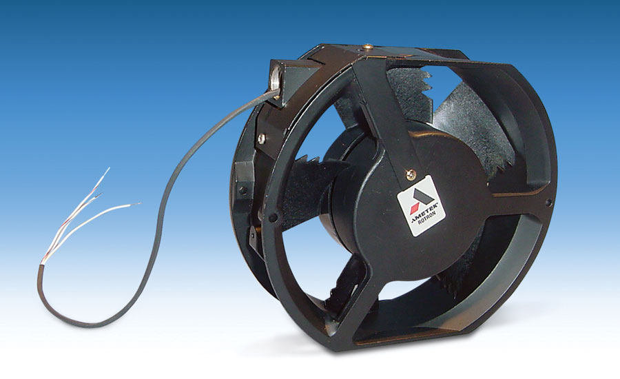 Fan Designed for Explosive Environments