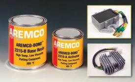 Use High-Temperature Potting Compound for Potting, Encapsulation