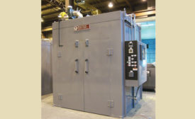 Batch Oven for Powder Coating or Finishing Applications
