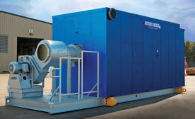 High Temperature Fluid Generators