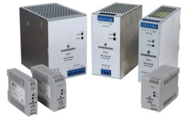 DIN-Rail Power Supplies for High Volume, Controlled Environments