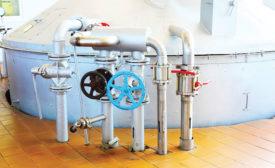 Endress-Hauser making temperature profiling measurements Rigid multipoint thermowells