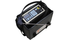 Portable tool for EPA Compliance Level Emissions Monitoring and Testing