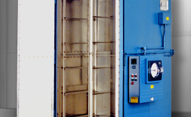 Equipment Overview Industrial Ovens image courtesy of Grieve Corp