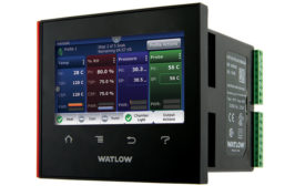 Temperature, Process Controller with Advanced Datalogging