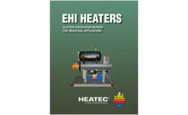 Electric Circulation Heaters