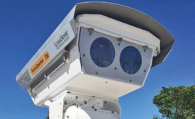 Lumasense infrared camera