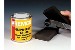 Aremco graphic adhesive