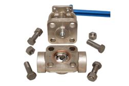 Camseal valve