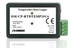 Omega datalogger