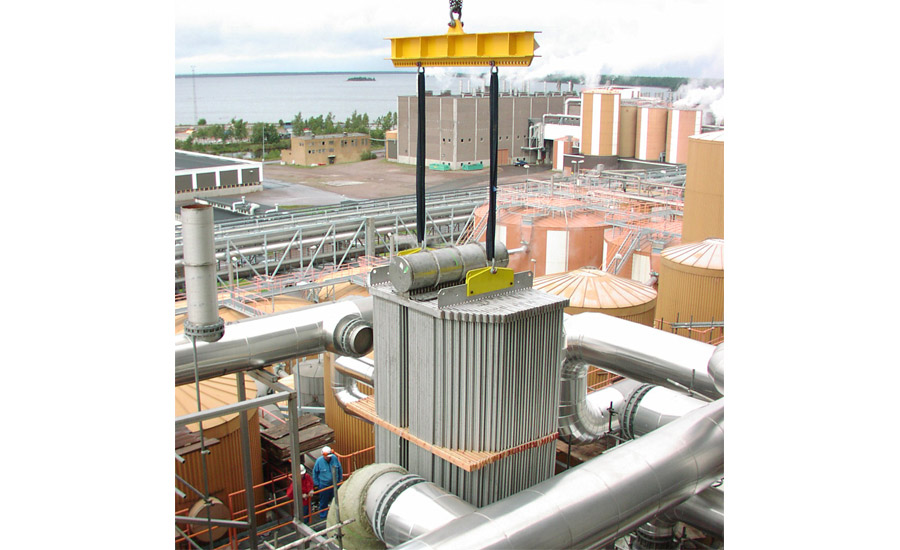 valmet Swedish Paper Mill Upgrades Evaporators