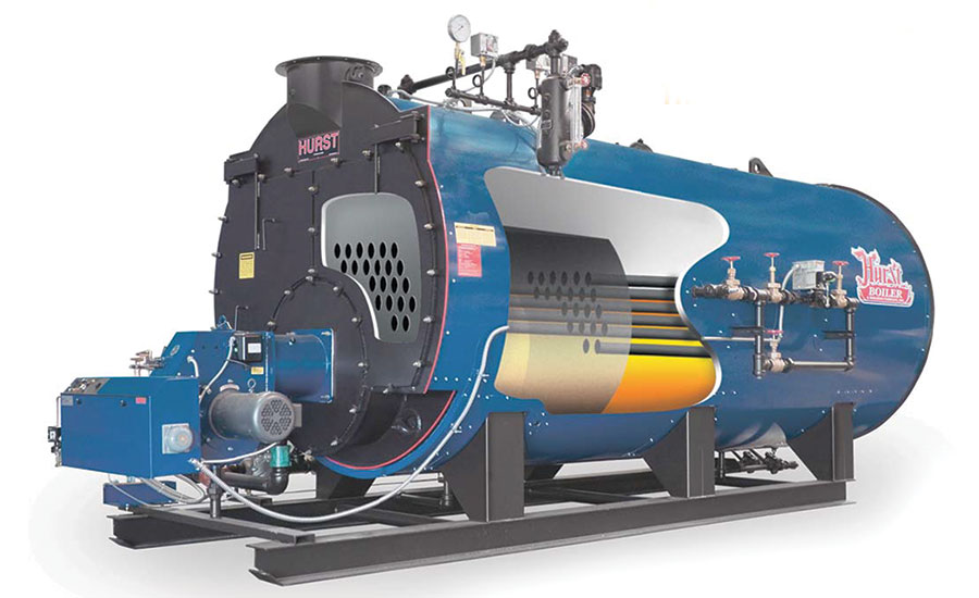 Internal Counterflow Device Improves Efficiency of Packaged Boilers ...