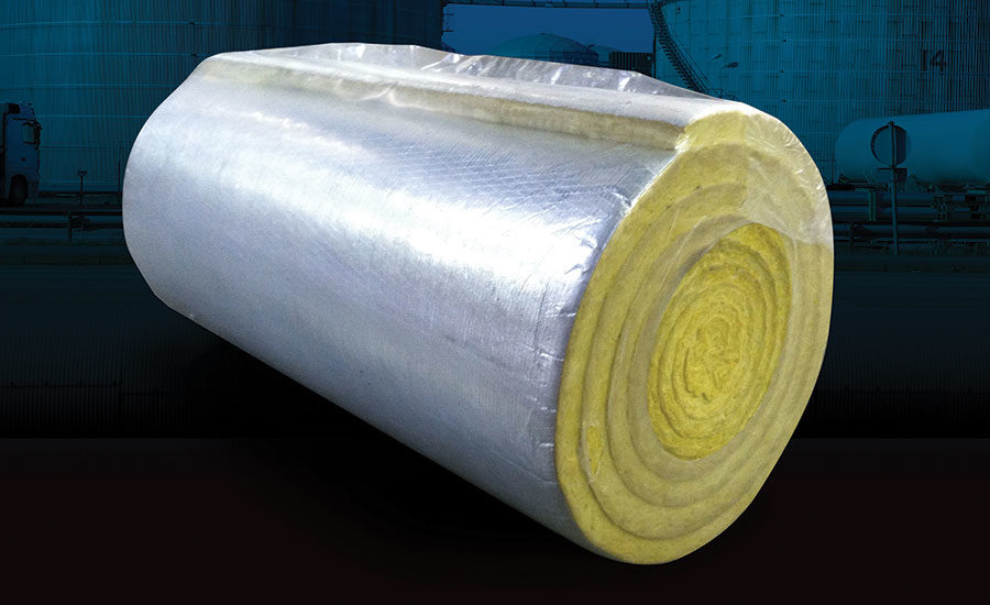 Fiberglass blanket controls heat loss 2015 07 15 for Fiberglass thermal insulation