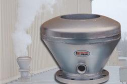 Bryan Steam steam exhaust heads