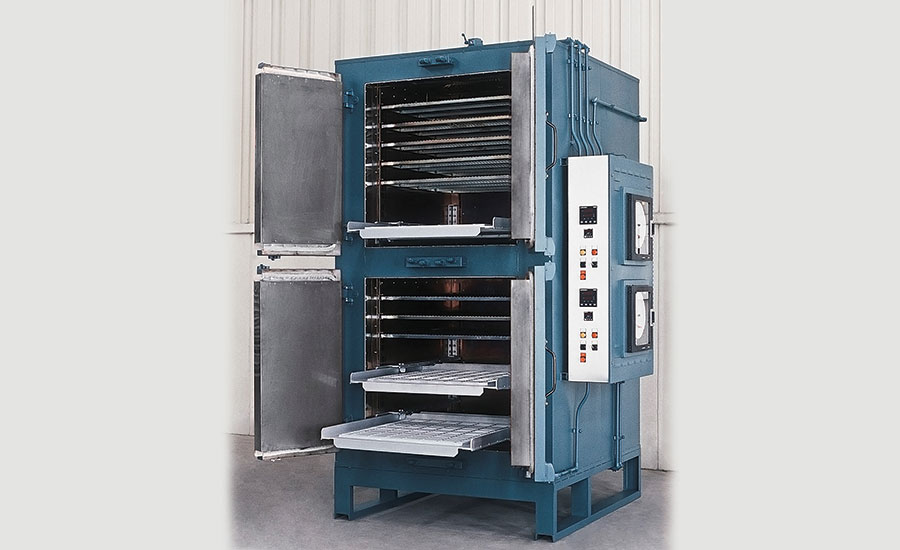 Heat Treating Oven : Oven used for heat treating process heating