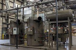 Fulton boiler system