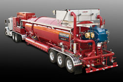 Heatec frac heater, oil and gas