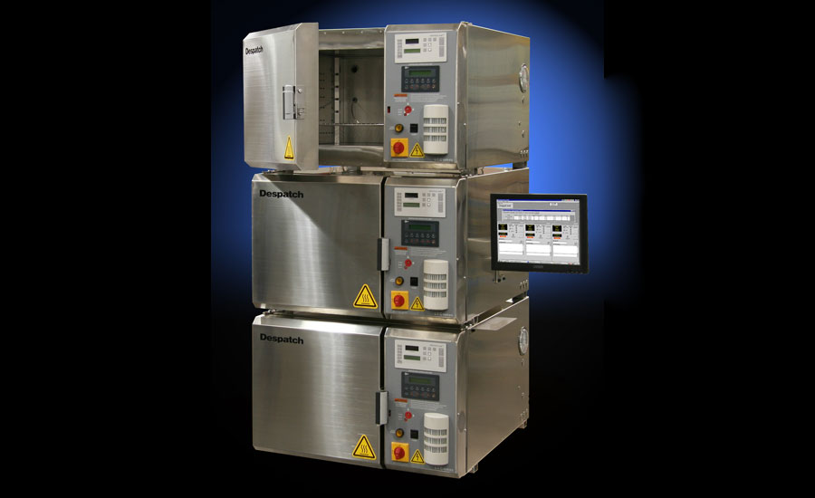 process heating Despatch batch ovens industrial processes