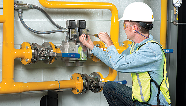 Saving combustion equipment during outages