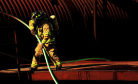firefighter industrial safety