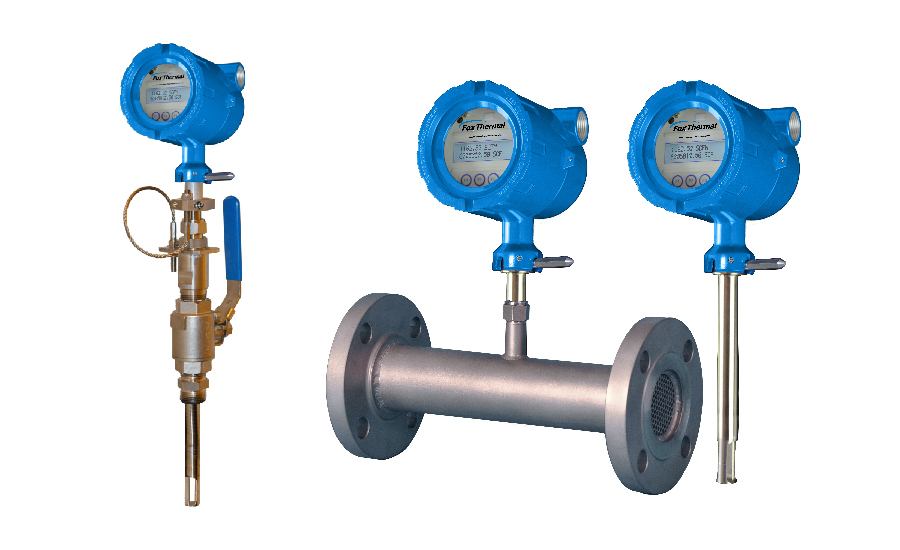 Model FT1 Thermal Gas Mass Flow Meter
